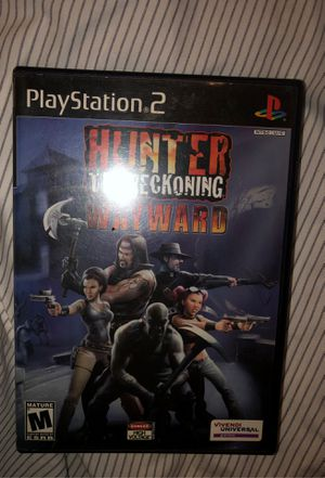 Hunter the Reckoning Wayward PS2 for Sale in Escondido, CA