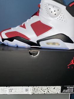 Jordan 6 Carmine Soze 12 for Sale in Holmdel,  NJ
