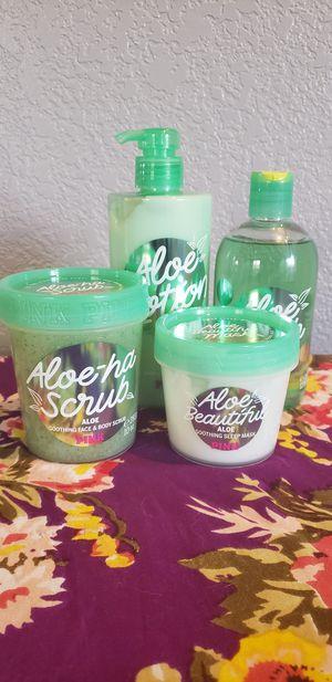 Victoria Secret Aloe set for Sale in Gilbert, AZ