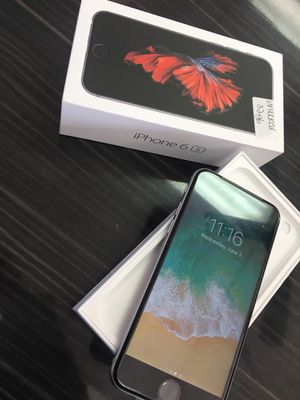 iPhone 6s, 32gb, unlock to any carrier for Sale in Houston, TX