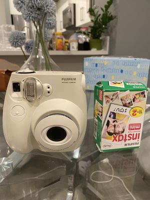 Fujifilm with one instax for Sale in Irvine, CA