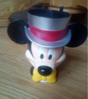 Collectible Mickey Mouse Cup from Disney on ice for Sale in Strongsville, OH
