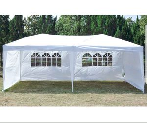 Popup easy up party tent gazebo canopy for Sale in Chicago, IL