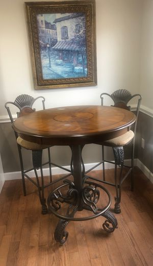 Bistro table and chairs for Sale in Wellford, SC