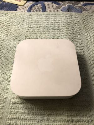 APPLE AIRPORT EXPRESS WIRELESS 2ND GENERATION ROUTER for Sale in Los Angeles, CA
