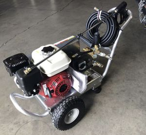 Pressure Washer Portable Gas Belt Drive for Sale in Park City, UT
