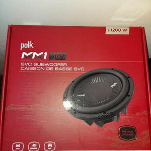 Polk Audio MM1 for Sale in Houston, TX