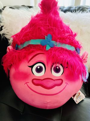 Large troll pillow for Sale in Ontario, CA
