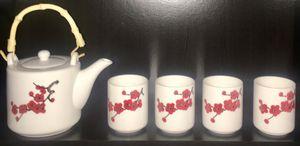 Chang tea set-$25 for Sale in San Gabriel, CA