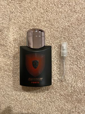 Ferrari forte - eau de parfum for Sale in Naperville, IL