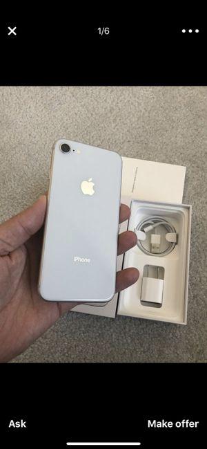 iPhone 8 64 Gb $525 new unlocks desbloqueado for Sale in Hyattsville, MD