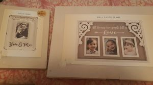 Photo frames bought from cracker barrel for Sale in Concord, NC