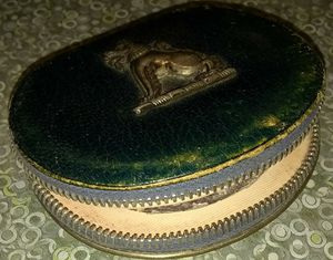 Blue zipper compact for Sale in Puyallup, WA