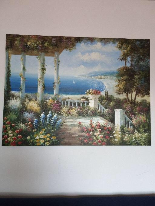 Óleo painting