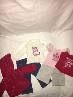 American Girl Doll Outfits Lot 5 for Sale in Hillsboro, OR