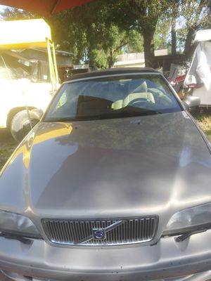 2000 Volvo c70 convertible for Sale in Lakeland, FL