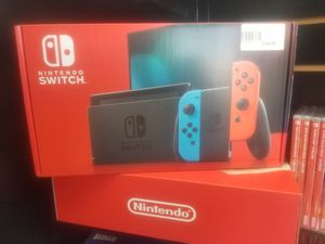 Nintendo switch for Sale in Anaheim, CA