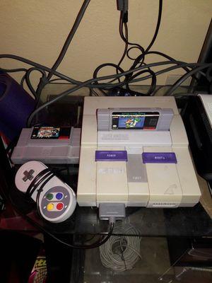 Super Nintendo for Sale in Lynwood, CA