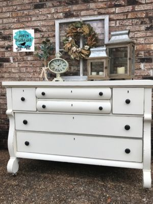 Gorgeous Antique Empire Buffet for Sale in Pearl, MS