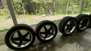22 Rims with tires, good condition!! for Sale in Rensselaer, NY