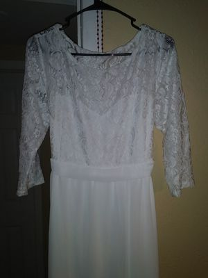 Plus size/maternity wedding dress for Sale in Tarpon Springs, FL