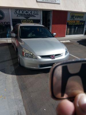 2003 Honda Accord ex $4,500 OBO for Sale in Las Vegas, NV