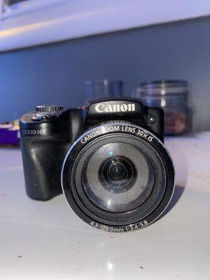 canon sx510HS for sale $60 for Sale in Alexandria, VA