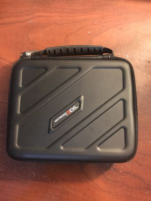 Nintendo 3DS Carry Case for Sale in Loganville, GA