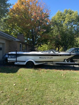 Boat for sale- 1987 Master craft Skisport 190 for Sale in Centerville, OH