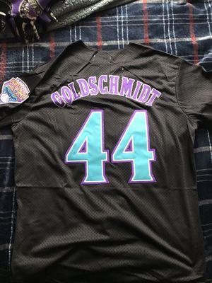 Paul goldschmidt Arizona diamondbacks baseball jersey for Sale in Long Beach, CA