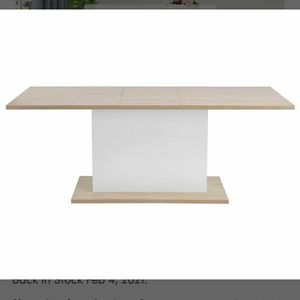 Dining Table,color-beech for Sale in Everett, WA
