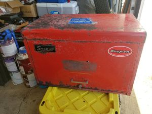 Vintage Snap On tool chest (top) for Sale in Bethel Park, PA