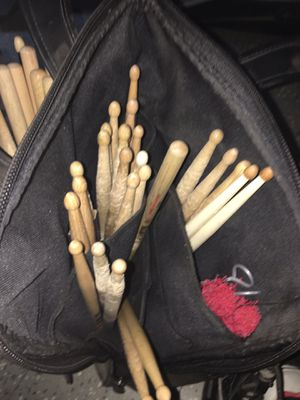 Drum stick with bag for Sale in Fresno, CA