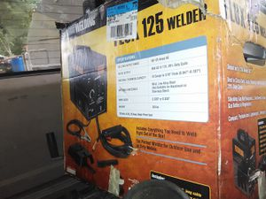 Chicago electric 125 flux welder for Sale in Wellford, SC