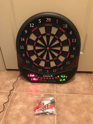 GS3600 Electronic Dartboard with Automatic Scoring for Sale in Atlanta, GA