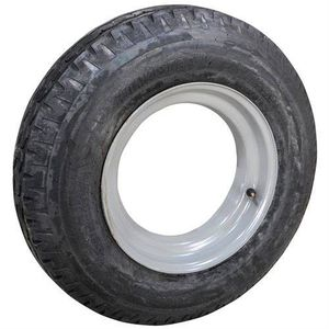 """14"""" mobile home tire new - Greenball - Tire and rim g rated - New mobile home tires - warranty for Sale in Plant City, FL"""