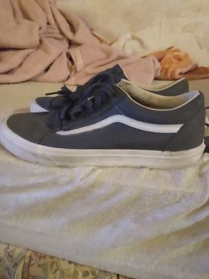 Vans Skate shoe size 11 1/2 worn 3 times for Sale in Long Beach, CA