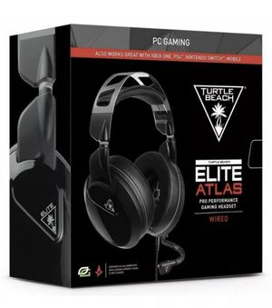 Turtle Beach Elite Atlas Pro Performance PC Gaming Headset - Black BRAND NEW! for Sale in Atlanta, GA