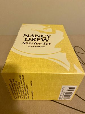 Nancy Drew Starter set 5 books for Sale in Greensboro, NC