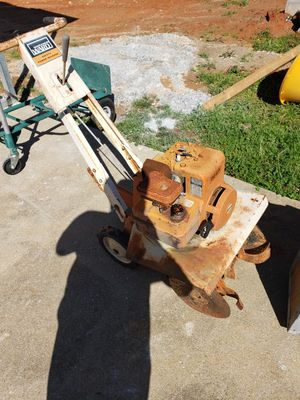 5 hp Montgomery ward rototiller for Sale in Simpsonville, SC