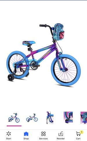"Brand New Genesis 18"" Illusion Girl's Bike, Blue/Purple for Sale in Kissimmee, FL"
