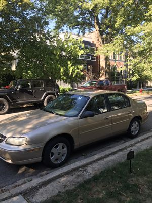 2001 Chevy Malibu for Sale in Chicago, IL