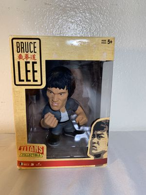 Bruce Lee Titans Collectible for Sale in Chino, CA