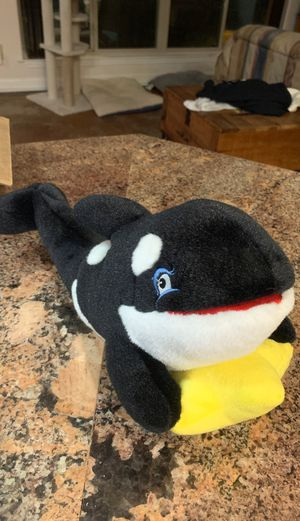 Shamu Whale Stuffed Animal/ Plushie for Sale in Arlington, TX
