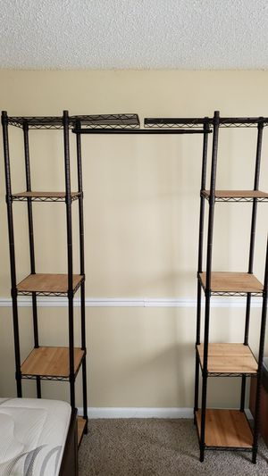 Closet divider/shelving for Sale in Tampa, FL