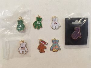 Beanie Baby Charms & Pin for Sale in Austin, TX