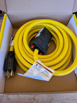 Champion 25 ft. 240-Volt Generator Power Cord for Sale in Snohomish,  WA