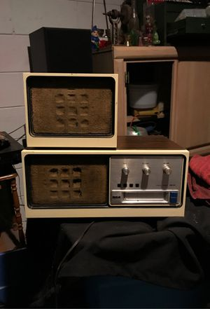 RCA 8 track player stereo and a Panasonic 8 track stereo for Sale in Eustis, FL