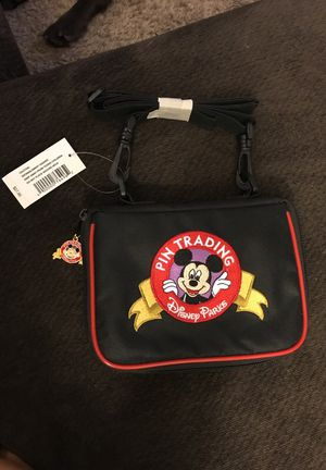 Disney Pin Trading Pouch for Sale in Atco, NJ