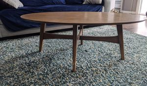 Wood Coffee Table for Sale in Sacramento, CA